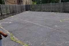 Fenced Parking